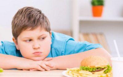 ¿Por qué se considera a la obesidad infantil un problema de salud?