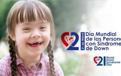 Día mundial de las personas con Síndrome de Down