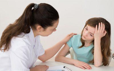 Salud mental infantil y adolescente