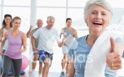 Ejercicios adecuados según tu edad