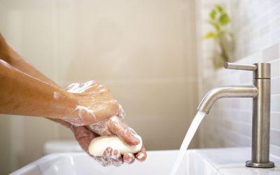 Importancia del lavado de manos